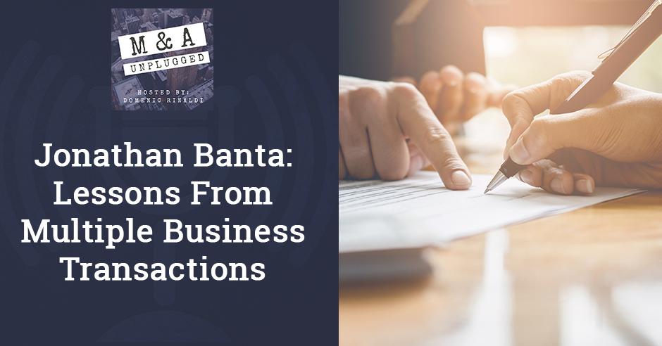 MAU 9 | Doing Business Transactions