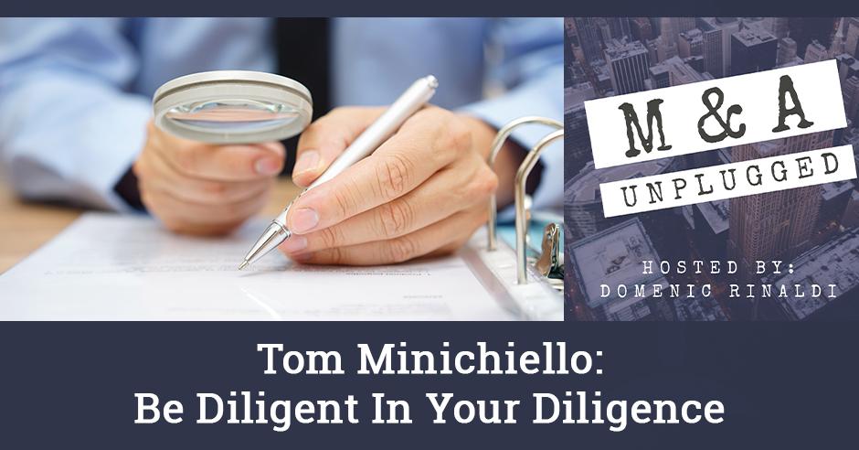 MAU 13 | Doing Due Diligence