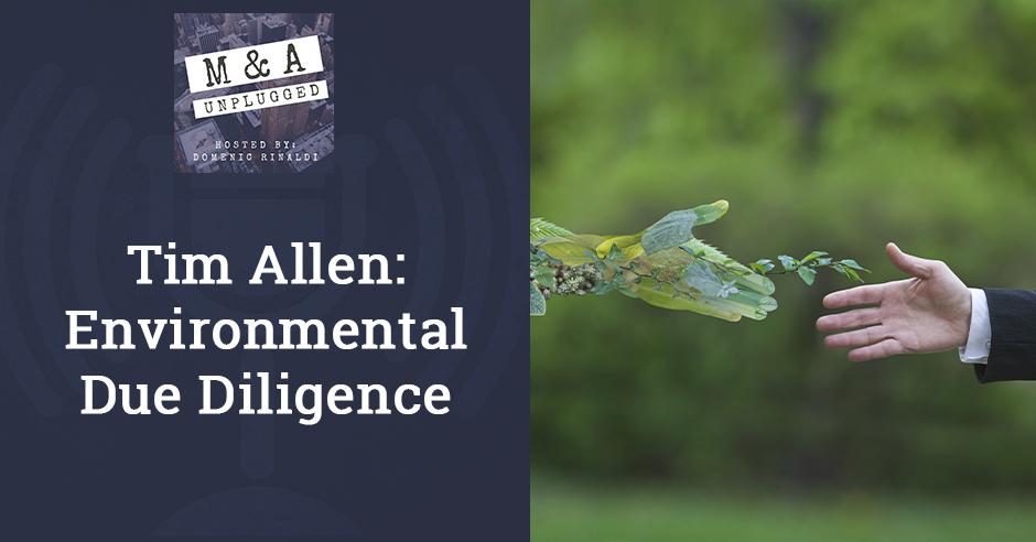 MAU 18 | Environmental Due Diligence