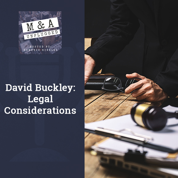 MAU 21 | Business Sale Legal Considerations