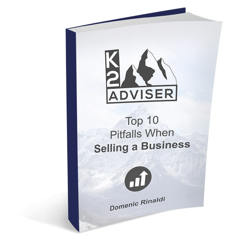 Top 10 Pitfalls When Selling a Business eBook