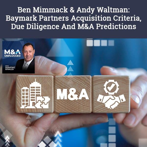 MAU 71 | Baymark Partners