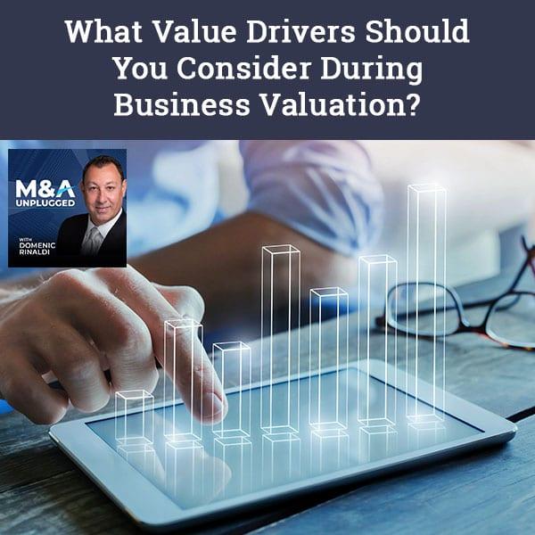 MAU 105 | Value Drivers